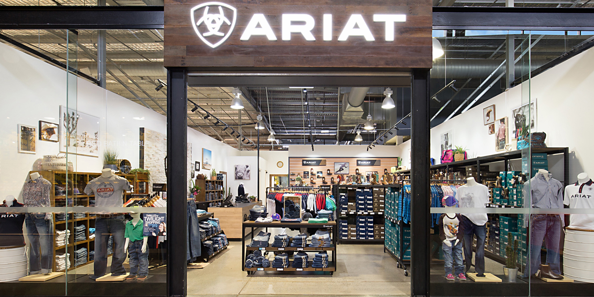 entrance image of Ariat