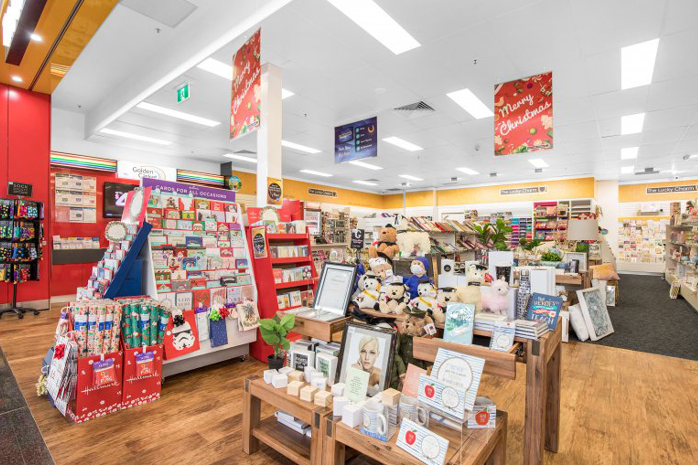 Newsagency Fitout full store image