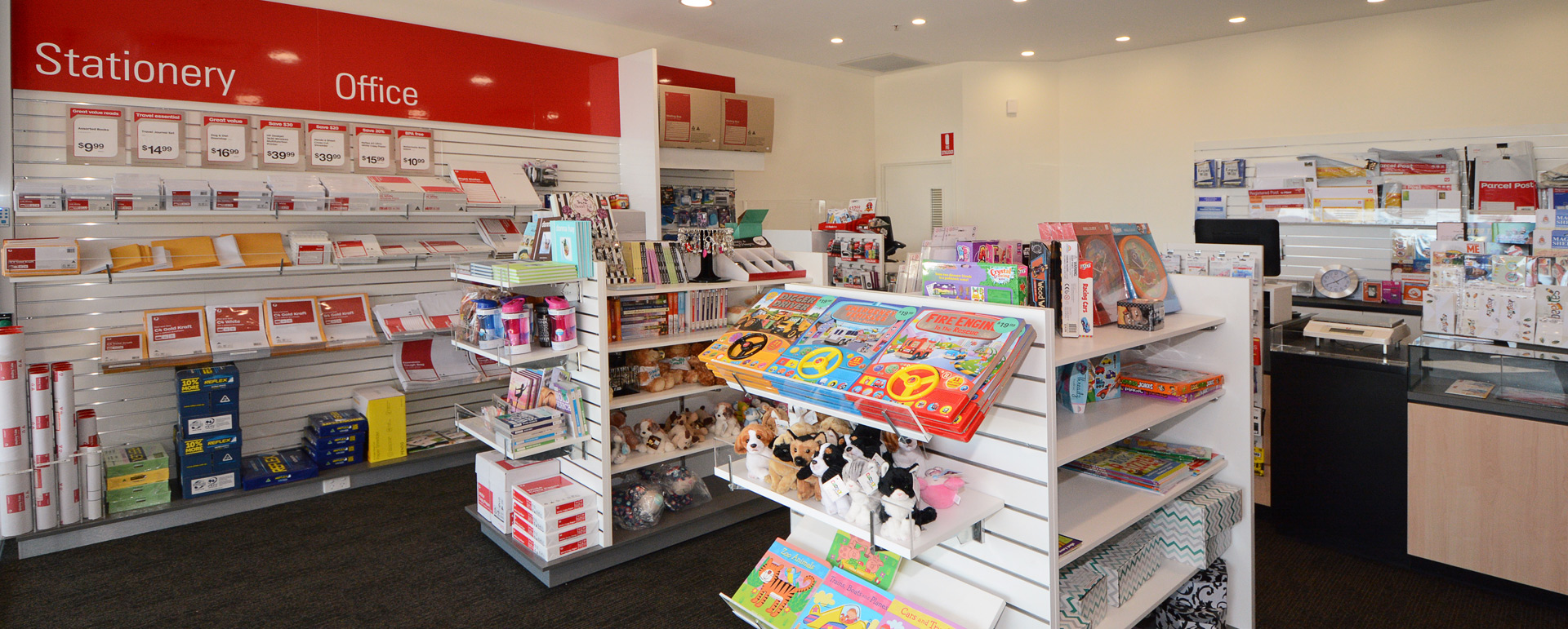 News Agency Store Fitouts